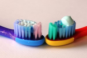 Fluoride Toothpaste Use for Young Children
