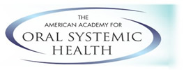 AAOSH American Academy for Oral Systemic Health logo