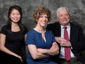 Dr. Lee, Dr. Adams, Dr. McCaffery - Adams Dental