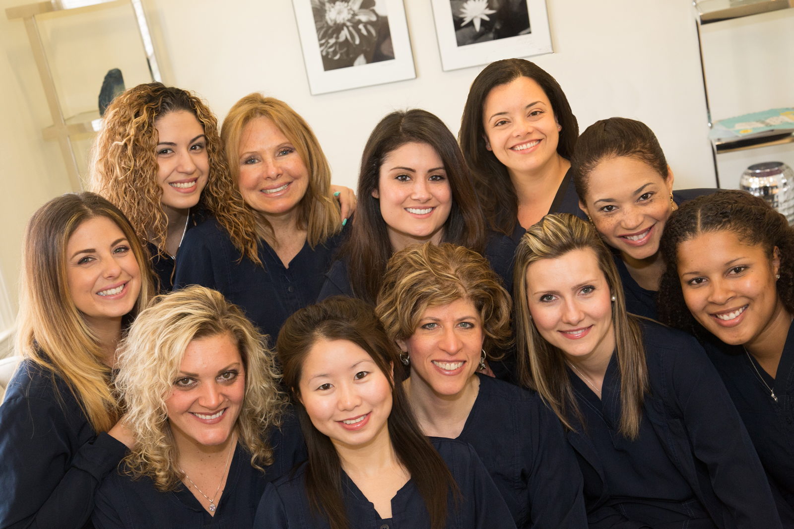 Adams Dental Practice team