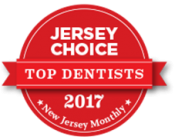 NJ Top Dentist 2017 logo