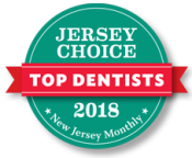 NJ Choice Top Dentist 2018 logo